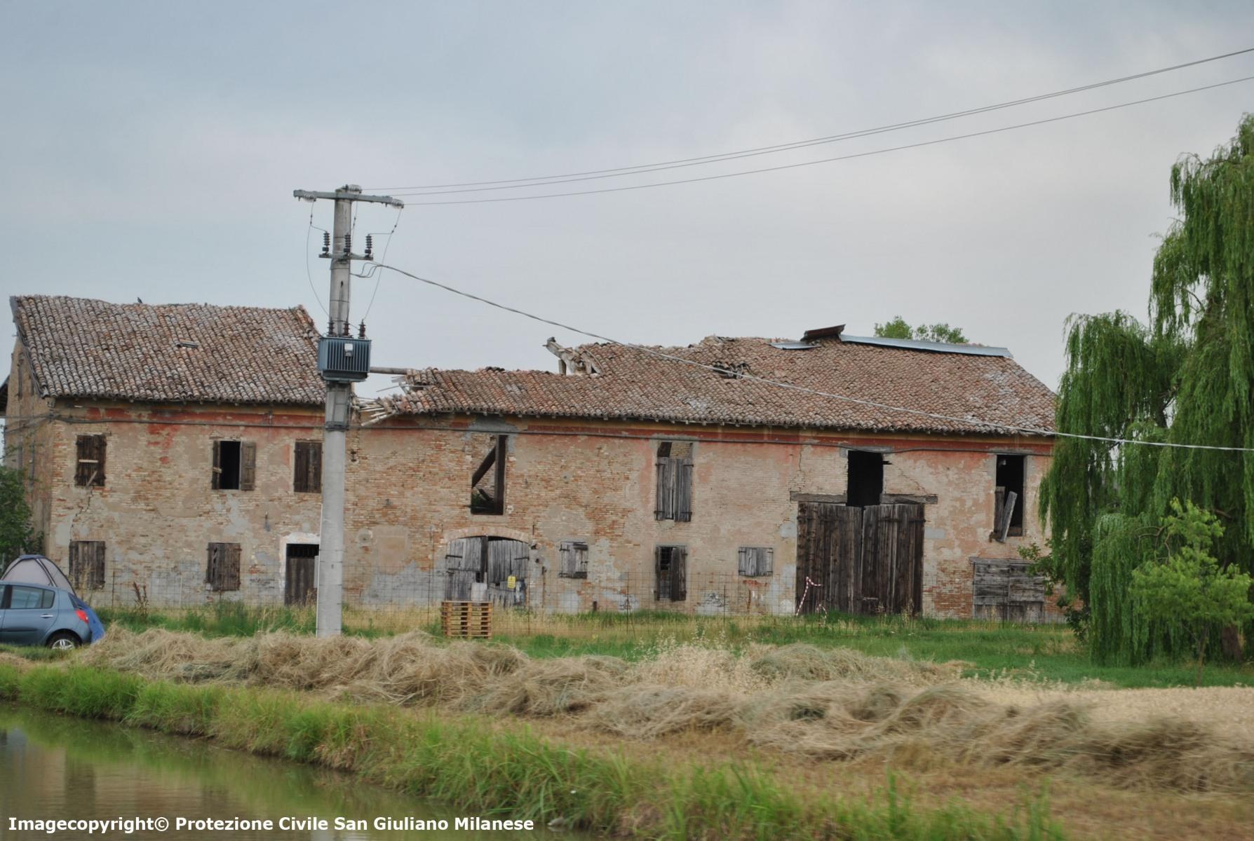 2012 terremoto Emilia