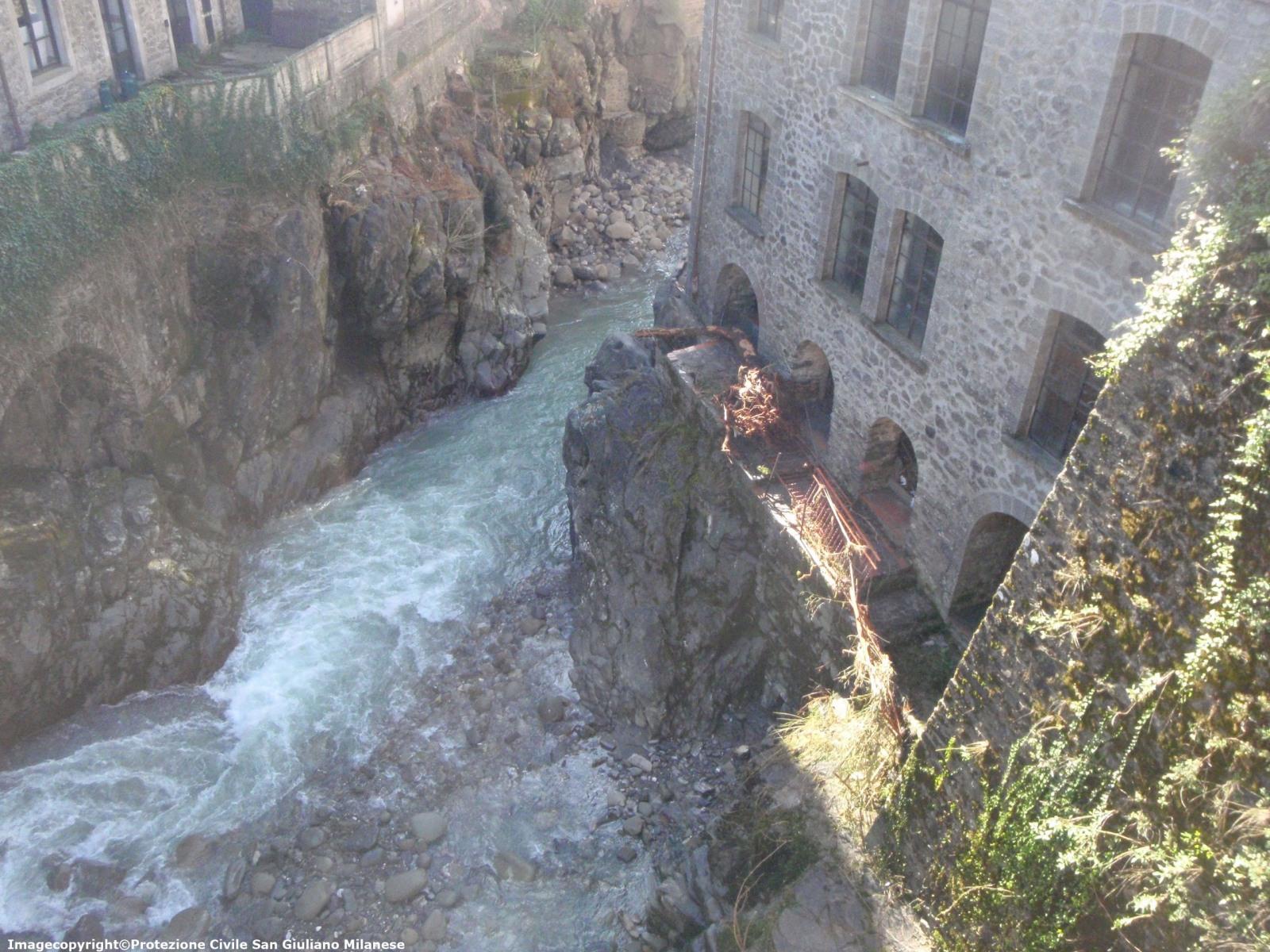 2011 alluvione Bagnone